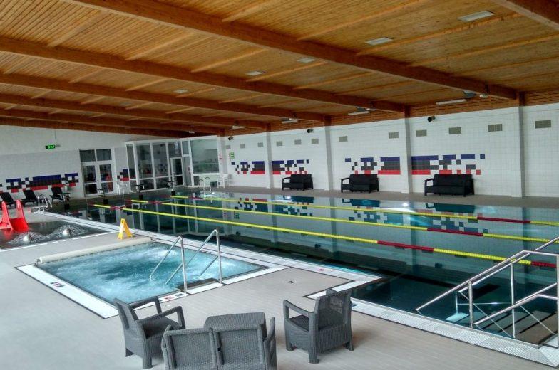 Plavecký bazén Volary