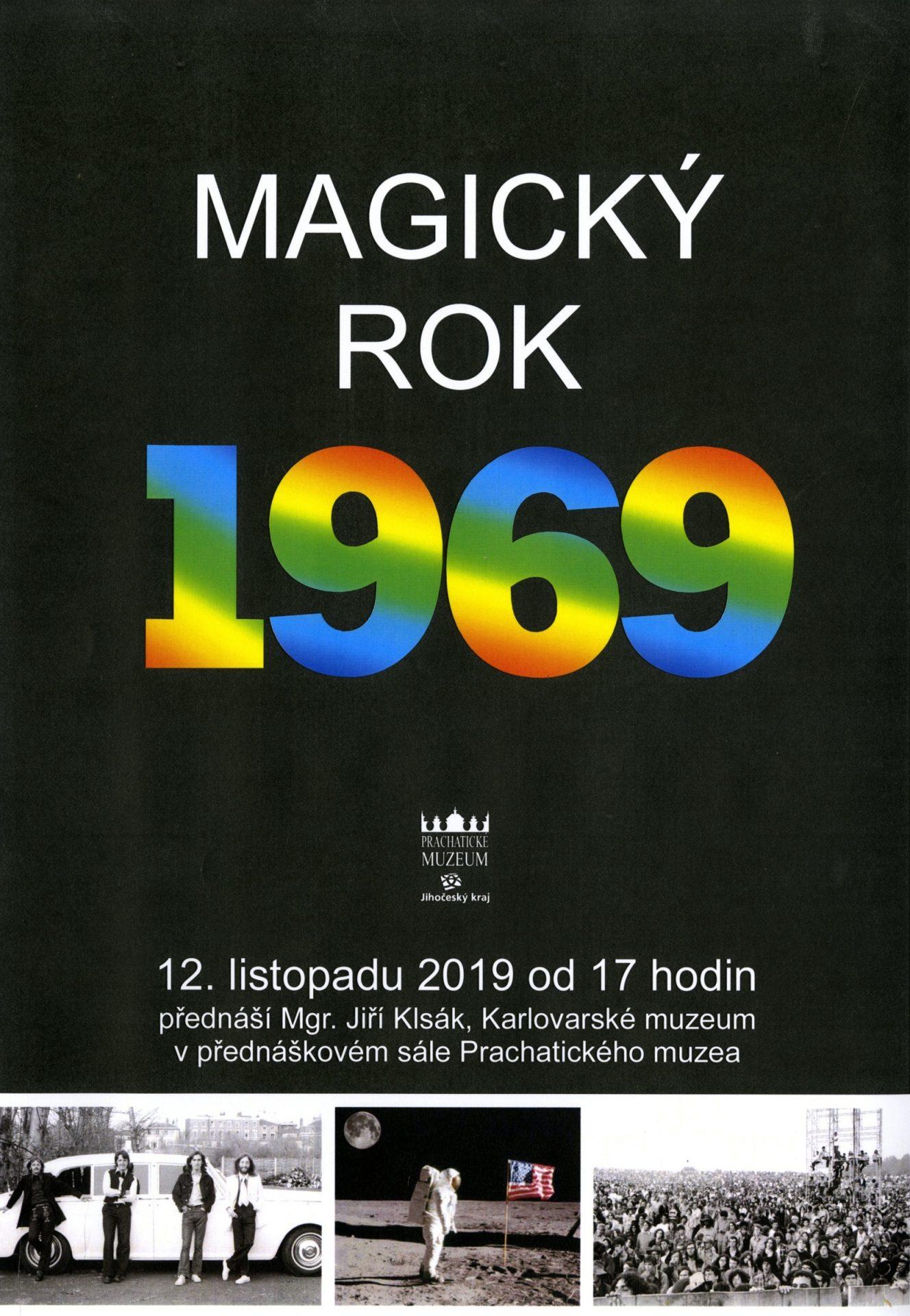 magický rok