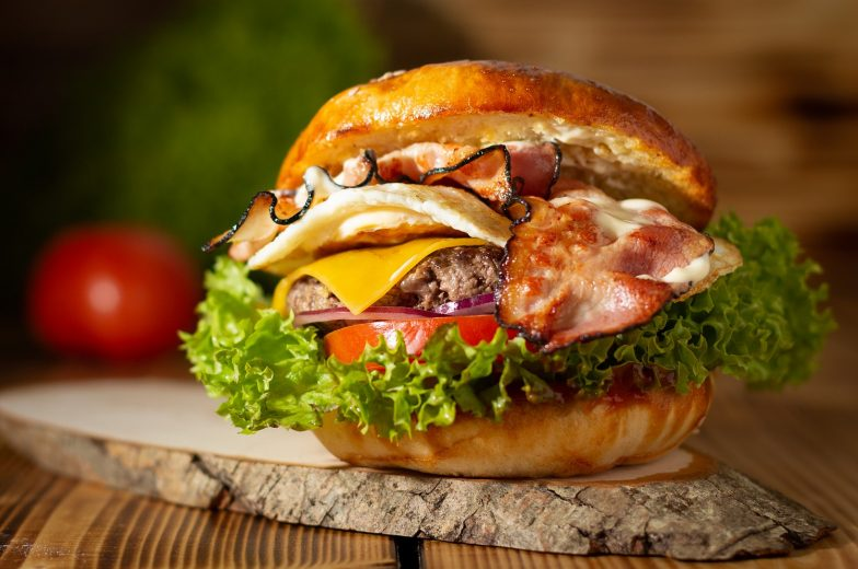 hana burger