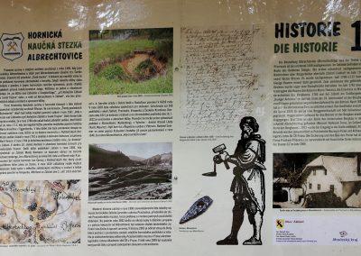 Naučná stezka na hrad Hus
