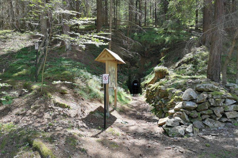 Naučná hornická stezka Albrechtovice