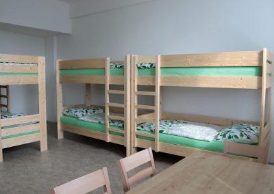 Ubytovna CEV Dřípatka